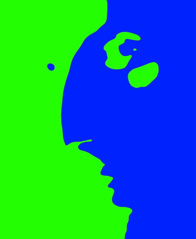 Aigle bleu