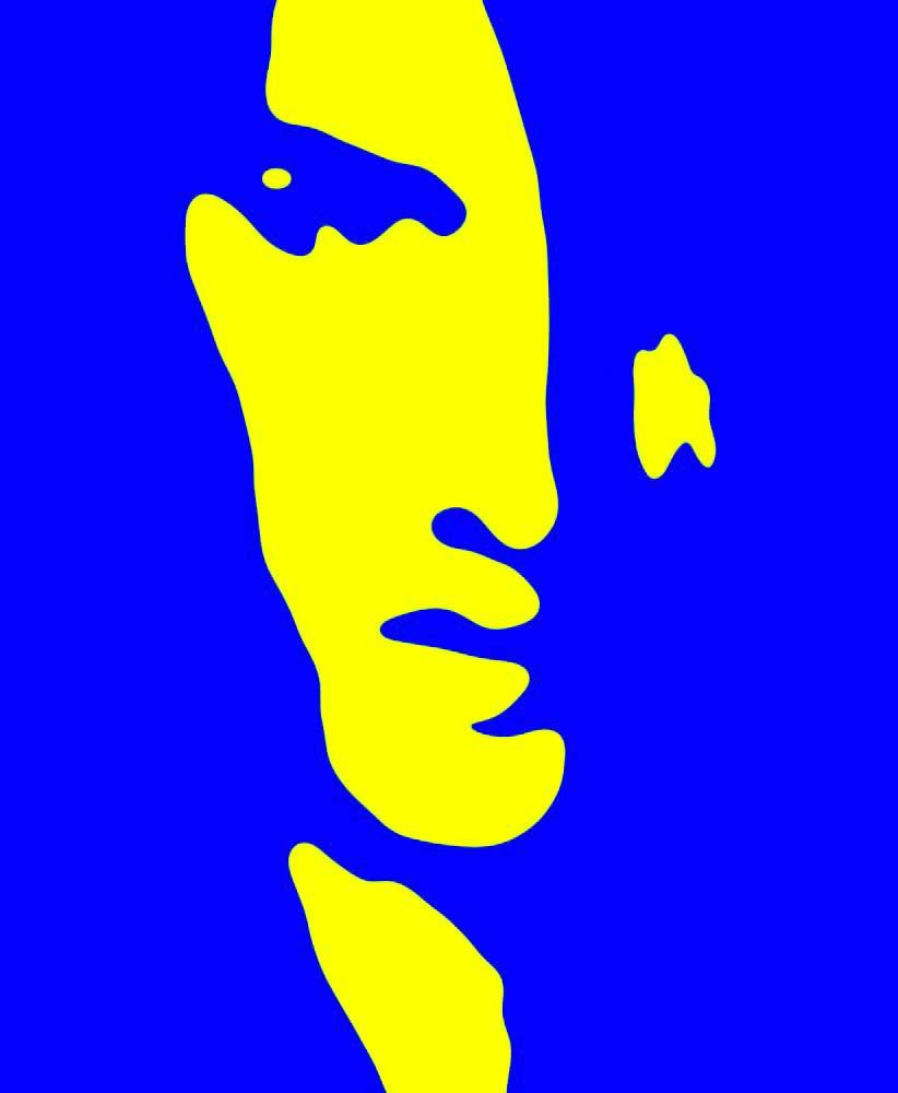 Tristesse - 72 x 60 cm