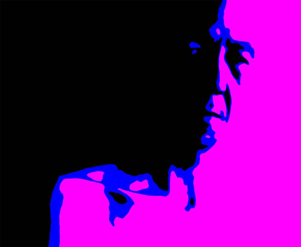 Déliquescence - 60 x 72 cm